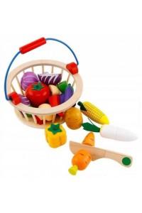 Набор игровой «Овощная корзина»