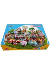 Развивающий пазл-головоломка «Цирк»