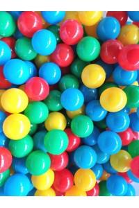 Набор пластиковых шариков