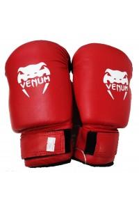 Перчатки боксёрские (красные)