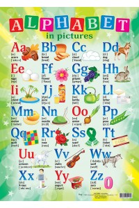 Alphabet in pictures